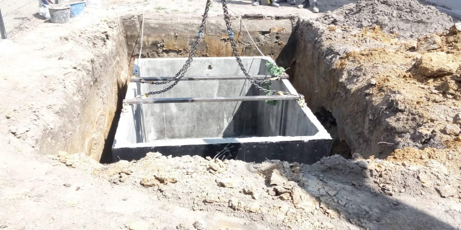 Szamba betonowe Lubuskie