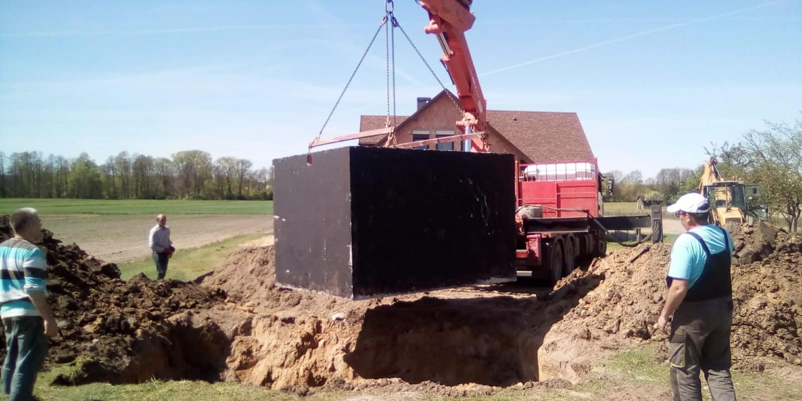 Szamba betonowe małopolska